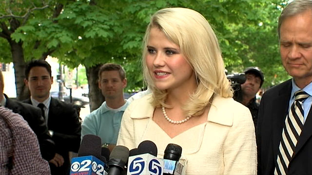 PHOTO: Elizabeth Smart confronted her abductor before he was sentenced to life in prison.