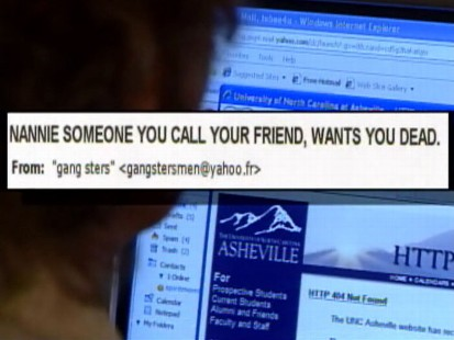 Video: New email scam uses death threat.