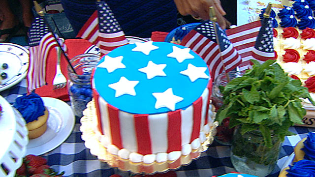 The Cake Boss Fourth of July Cake Recipe ABC News