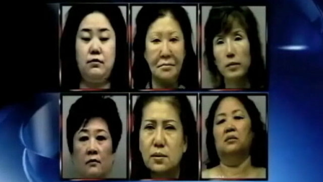 PHOTO: Gwinnett County Police have broken up an all-woman gambling operation based out of at least two residences in a quiet Duluth neighborhood.
