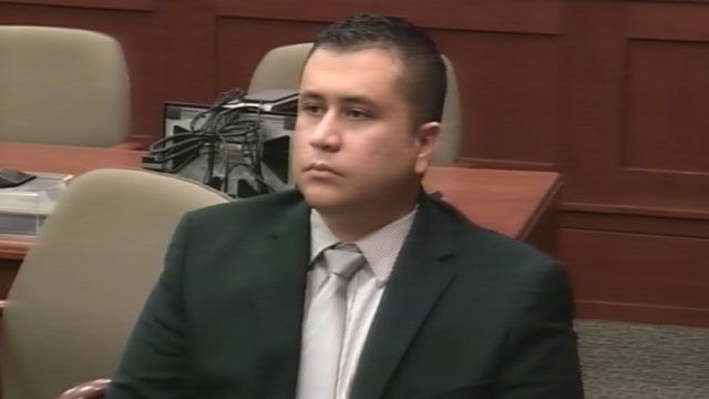 PHOTO: George Zimmerman attends a hearing at the Seminole County courthouse, Dec. 11, 2012.