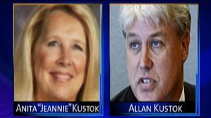 Allan Kustok Accused of Killing Wife
