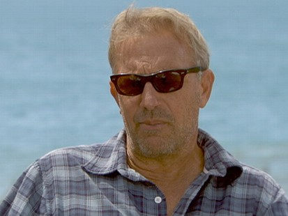 VIDEO: Kevin Costner talks about his oil separation invention.