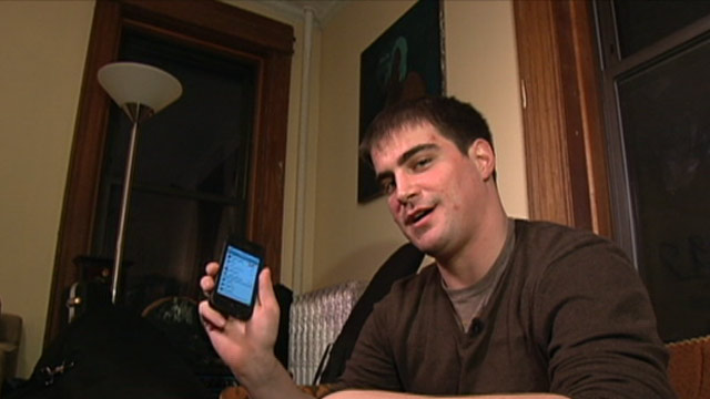 PHOTO: Nadav Nirenberg lured the man who stole his iPhone to his apartment by posing as a flirty woman on OK Cupid.