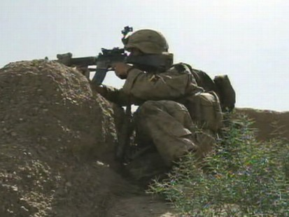 VIDEO: 9 are dead and 27 are wounded in deadly Afghan firefight.
