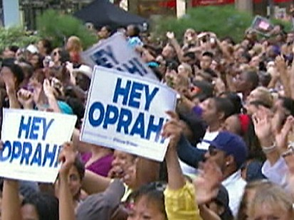 Oprahs Network Controversy