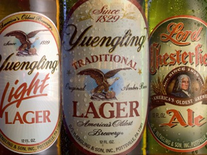 VIDEO: Yuengling: Americas Oldest Brewery