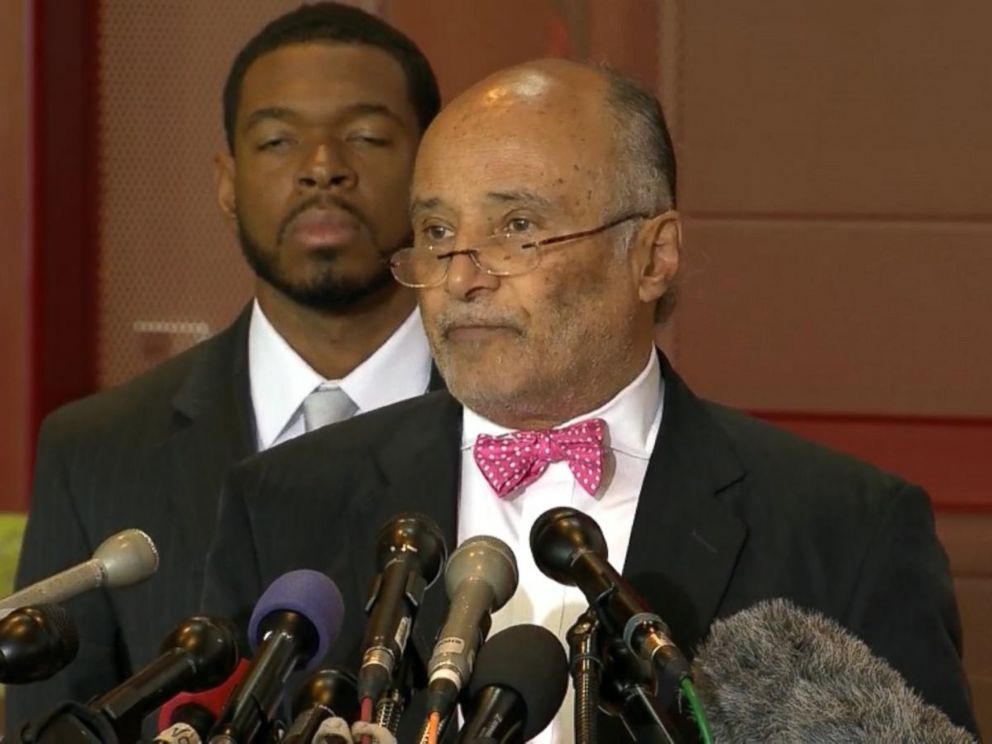 PHOTO: William 'Billy' Murphy, the attorney representing the Gray family, said that they have confidence in the state attorney who filed the charges against the police officers.