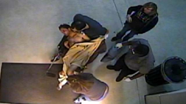 Photo An Orlando Homeless Man Was Dropped Off At Baptist Hospital South By A Tour