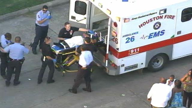 Shooting at Houston School Powder-Puff Game Kills 1 - ABC News