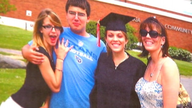 VIDEO: Mother honors memory of teen athlete who died of head injury.