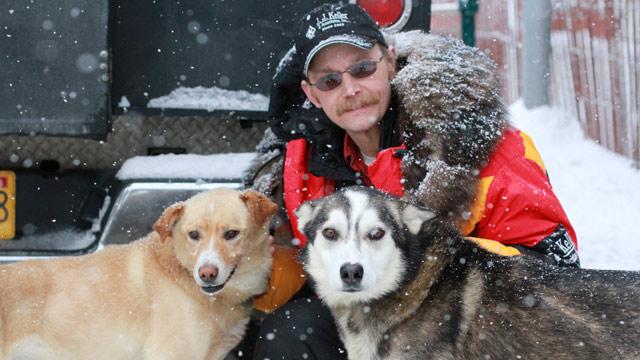 PHOTO: Iditarod 2012