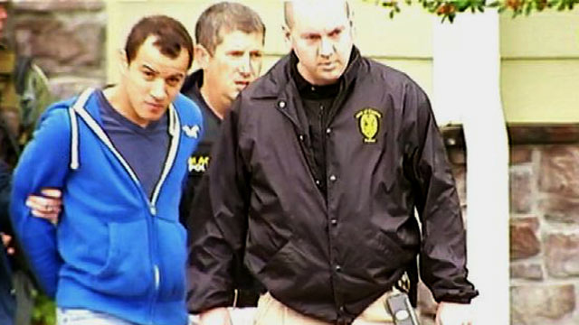 PHOTO: Police have made an arrest in the killing of a Canton girl, Jorelys Rivera, who was found dead in an apartment complex Dumpster, Dec. 7, 2011.