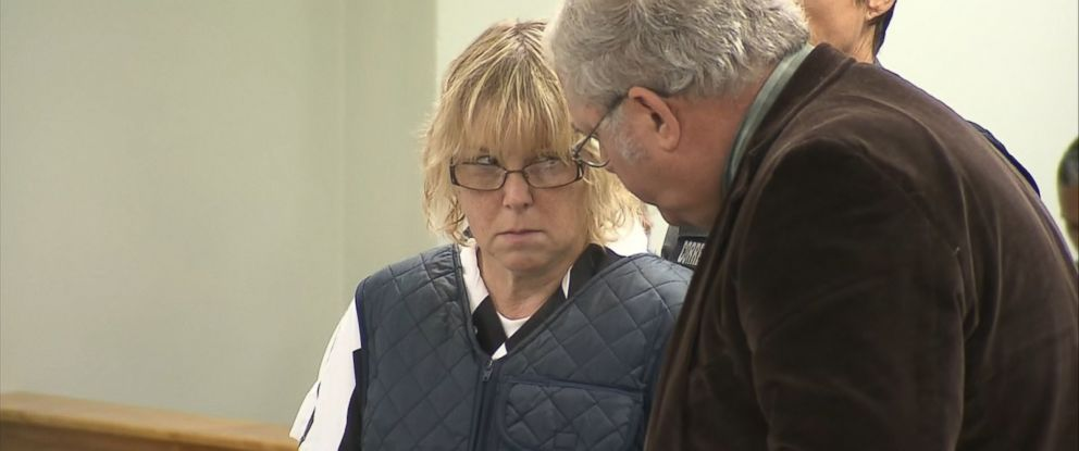 PHOTO: Joyce Mitchell appears in court, June 15, 2015.