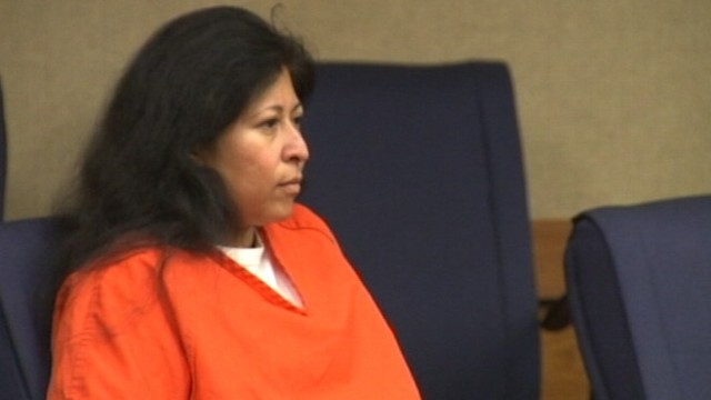 VIDEO: Prosecutors believe California woman pushed remains around in a trash can.