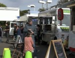 Video: Mobile food courts are popping up all over Santa Monica, California.