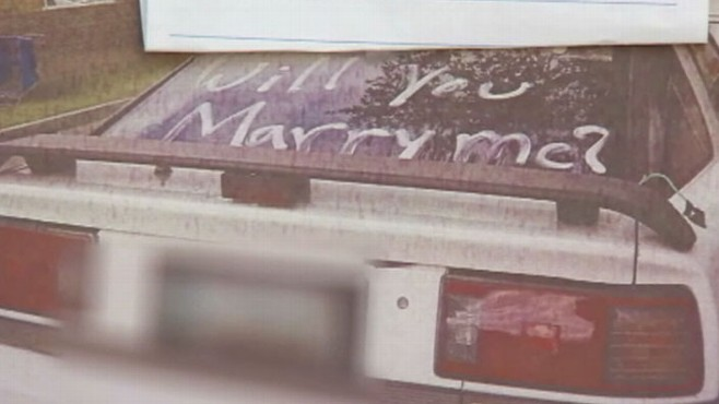 Marriage Proposal Gone Bad Video Abc News