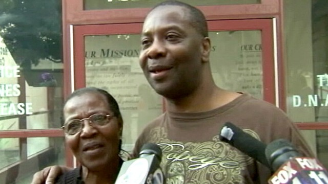 LA Man Cleared of Murder After 34 Years in Prison