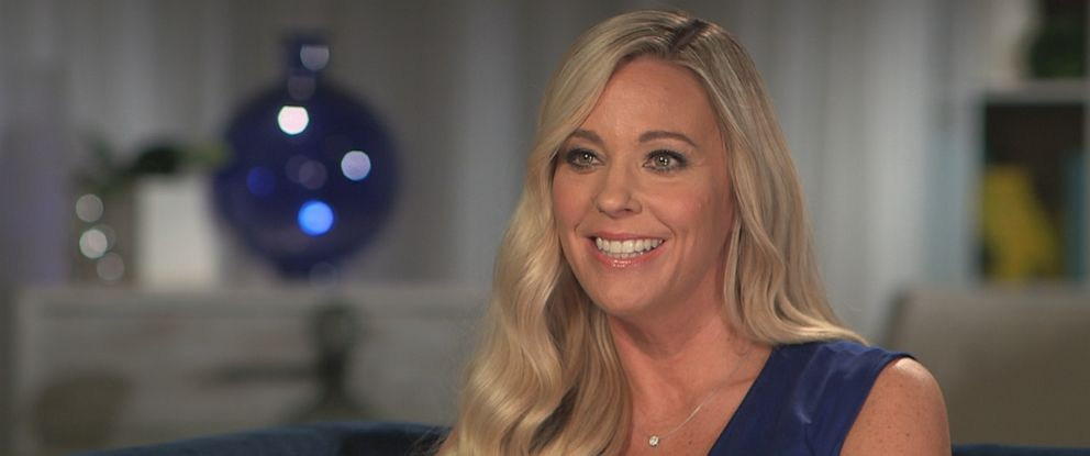 """PHOTO: Kate Gosselin is seen here during an interview for """"Nightline."""""""