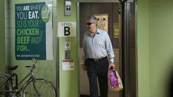 PHOTO: Underwoods ex-boyfriend Drakulic is seen here during surveillance.