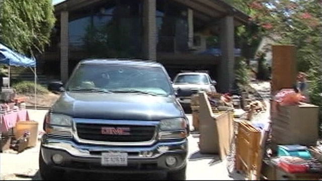 PHOTO:House in Bakersfield, Calif., where human remains were found