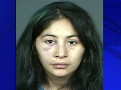 VIDEO: California police say Gabriela Espinosa admitted to drowning her boy in a hotel bathtub.