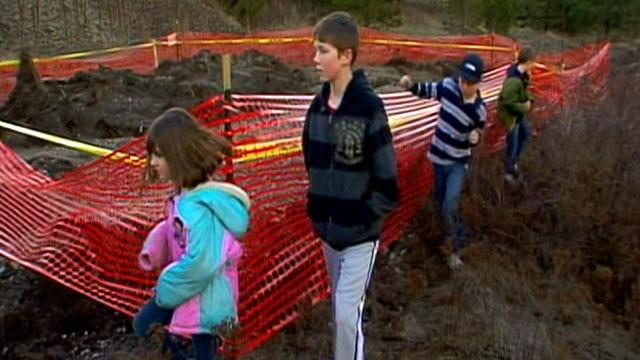 PHOTO: Two kids were saved from quicksand in Washington state thanks to the quick thinking of a friend.