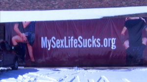 PHOTO Holy Sex Sign MO