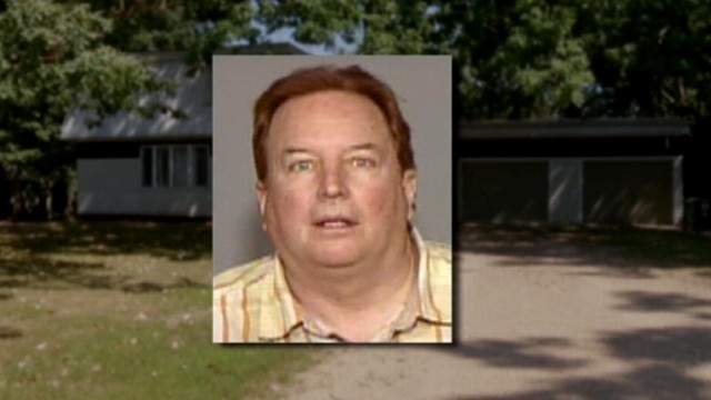VIDEO: Minnesota man facing foreclosure walks out on his 11-year-old son.