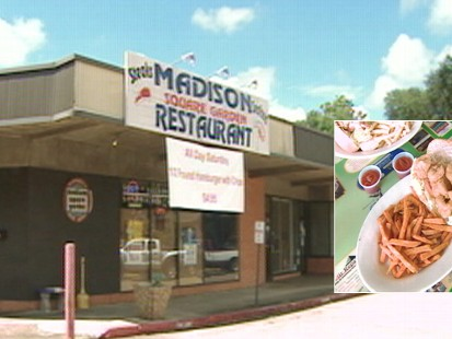 Video: Restaurant sues BP to cover the rising cost seafood prices.