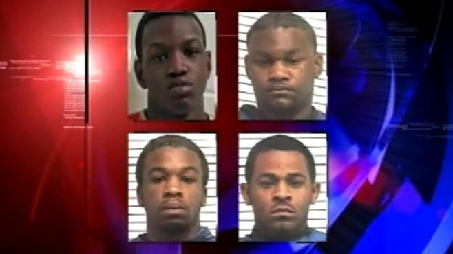 Texas Gang Rape of 11-Year-Old Girl
