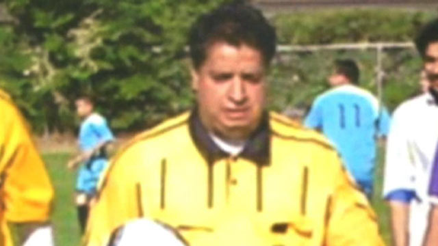 PHOTO: Ricardo Portillo, seen here in this undated photo, was severely injured while refereeing a youth soccer game in Taylorsville, Utah on May 2, 2013 when a player took a swing at him.