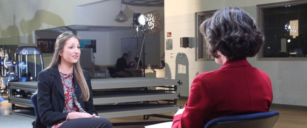"ABC News' Elizabeth Vargas sat down with Kyle Stephens, one of the more than 20 women who spoke to ""20/20"" after making impact statements at Dr. Larry Nassar's sentencing hearing."