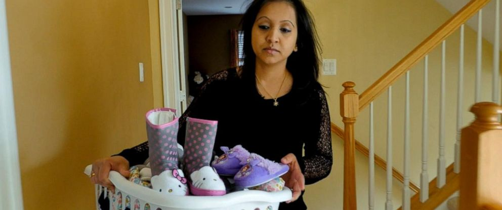 PHOTO: Philadelphia woman Amrita Pathania told The ABC News Fixer her LG washer malfunctioned and flooded her home twice.