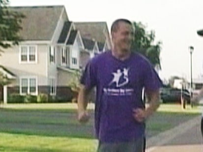 Video: Minn. man plans to run 100 miles in 5 days.