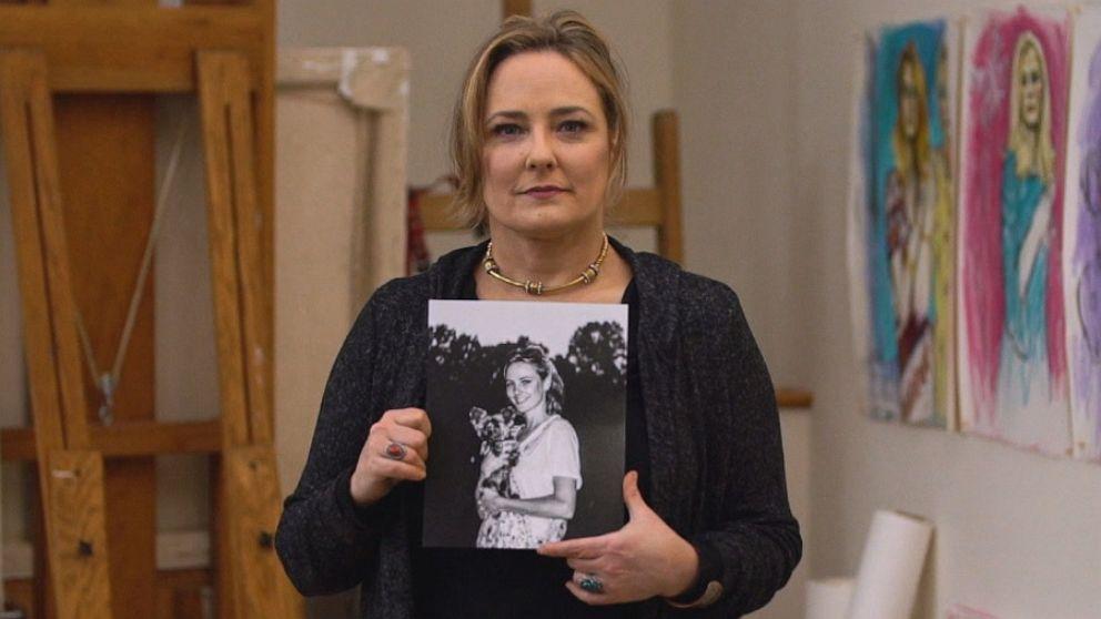 Jeffrey Epstein Survivor Paints Portraits Of Other Survivors Each One Of Those Should Have Never Happened Abc News