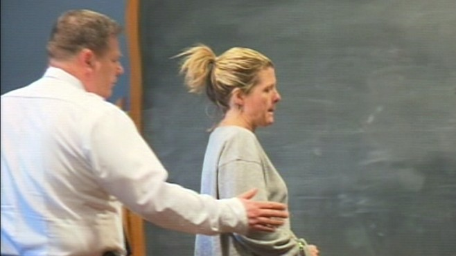VIDEO: Kristen LaBrie gets 8-to-10 years for withholding cancer drugs from son.