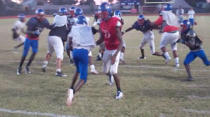 PHOTO Pahokee, Fla., has sent more than a dozen players to the NFL, a large statistic for such a small town. Current hometown stars include Baltimore Ravens wide receiver Anquan Boldin.