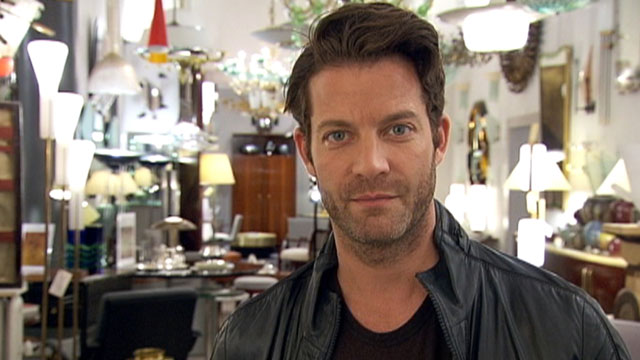 PHOTO: Interior Designer Nate Berkus Talks To U0026quot;Nightlineu0026quot; About  His New Book