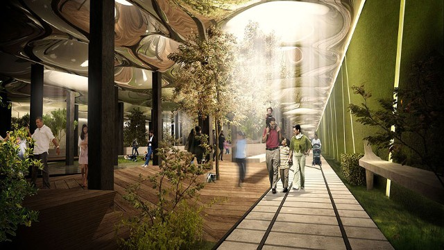 VIDEO: James Ramsey and Dan Barasch of the Lowline project share their vision for an underground park