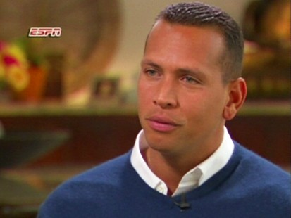 VIDEO: Alex Rodriguez admits to steroids use.