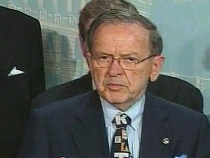 VIDEO: Former Alaska Senator ted Stevens was involved in a fatal plane crash.