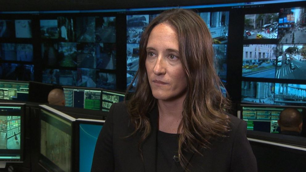 Meghann Teubner is the Director of Counterterrorism Intelligence Analysis in the NYPD's Counterterrorism Bureau.