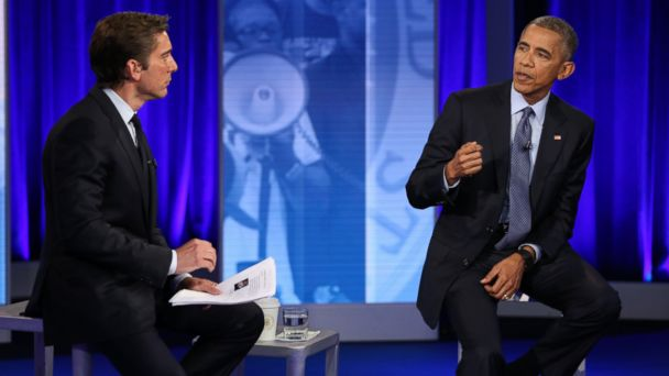 8 Powerful Quotes From President Obama's ABC Town Hall