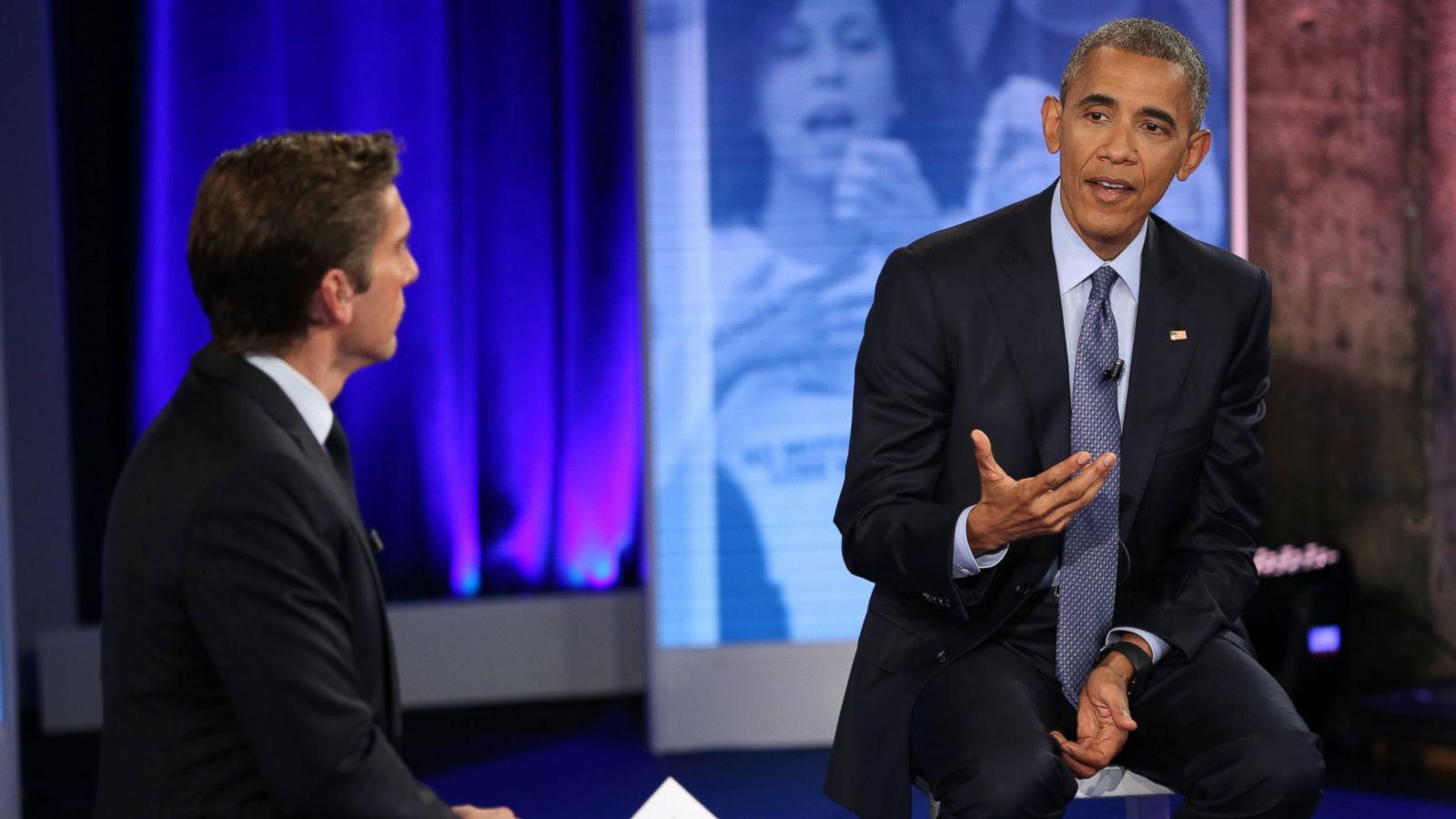 Obama Recalls When He Faced Racial Prejudice as a Kid