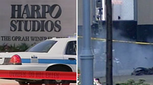 """Police Say Suspicious Package Found Outside Oprahs Studio was """"Not a Bomb"""""""