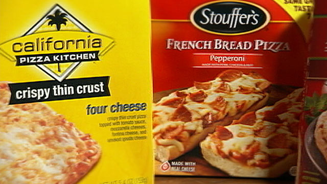 PHOTO:u0026nbsp;A California Woman Is Suing Nestle, Claiming The Companys Pizzas  Are