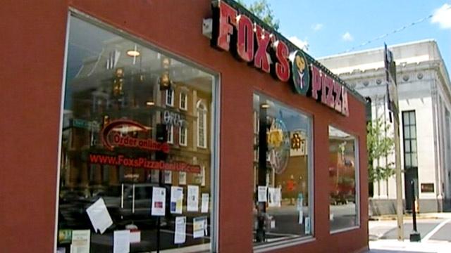 PHOTO: Foxs Pizza Den