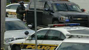 Police shooting in Pittsburgh PA.