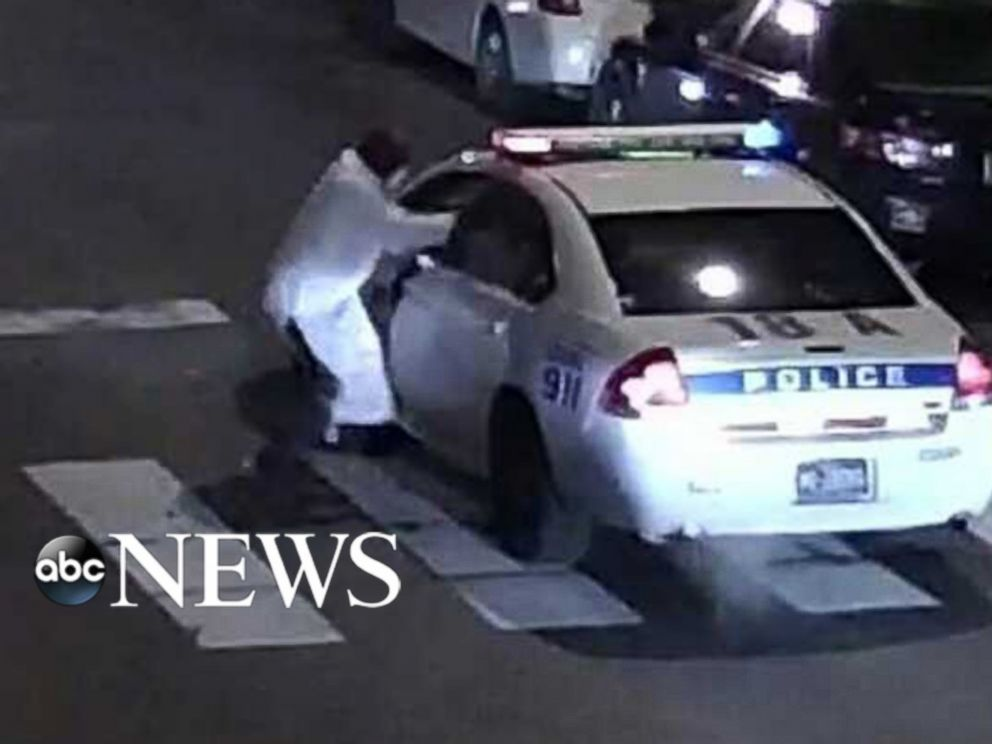 Man Accused of Shooting Philly Cop Pledged Allegiance to